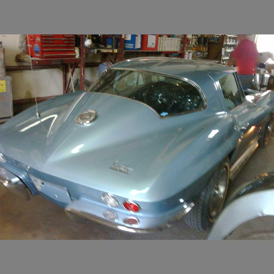 Vintage Corvette Glass Replacement