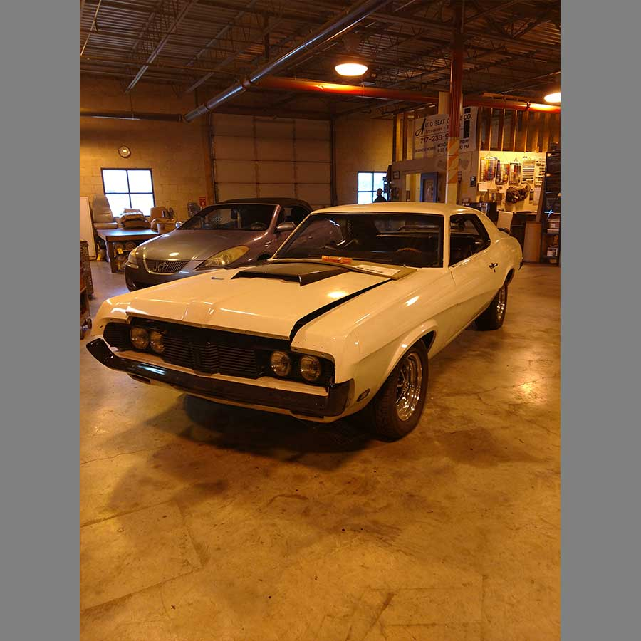 Classic Muscle Car Glass Replacement