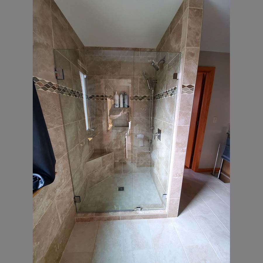 Full Tile Shower 1