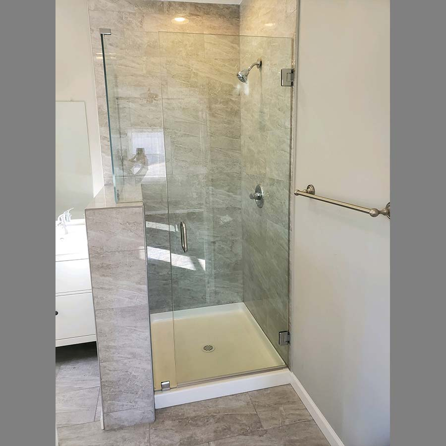 Marble Shower 2